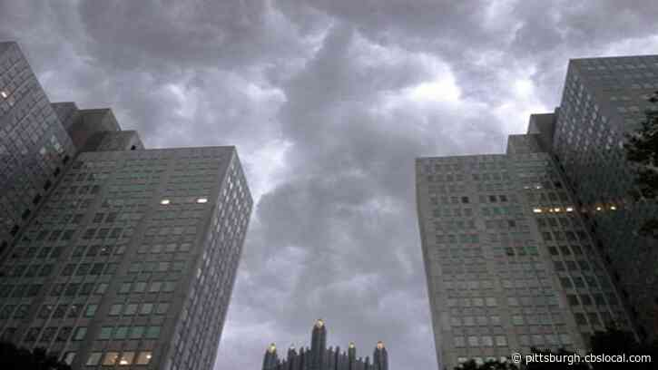 Severe Thunderstorm Warning In Place For The Pittsburgh Area