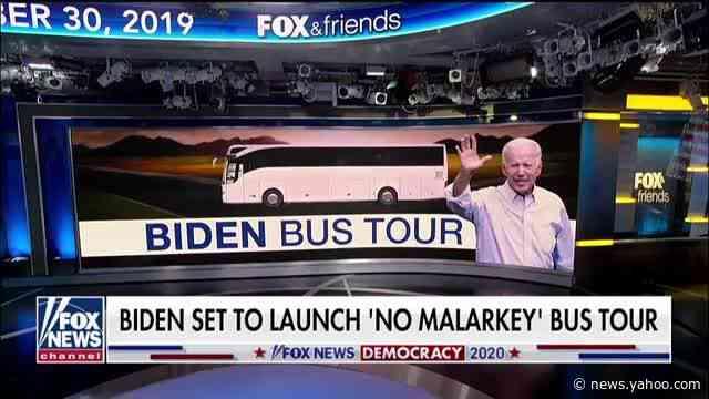Why Joe Biden might be taking it easy on Pete Buttigieg