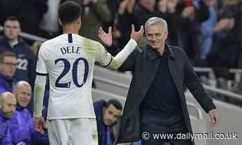Jose Mourinho has got Spurs bouncing, now can he haunt Man United?
