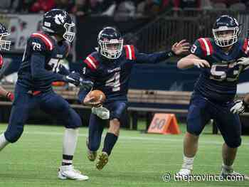 Vernon Panthers repeat as Double A Subway Bowl champs