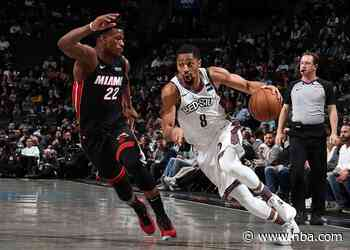 Heat 109, Nets 106: Miami Outlasts Brooklyn Down the Stretch