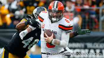 Baker Mayfield doesn't expect hand injury will keep him out