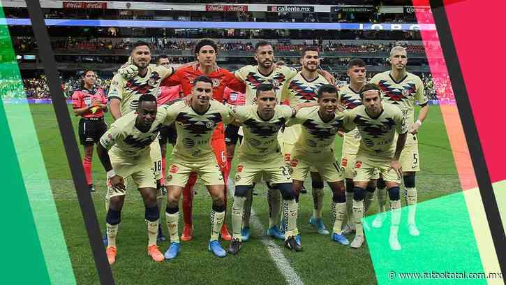 El posible 11 de América ante Tigres
