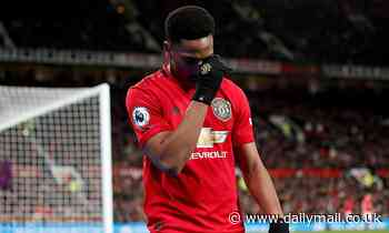 Jermaine Jenas slams Manchester United frontmen  Rashford and Martial after Aston Villa draw