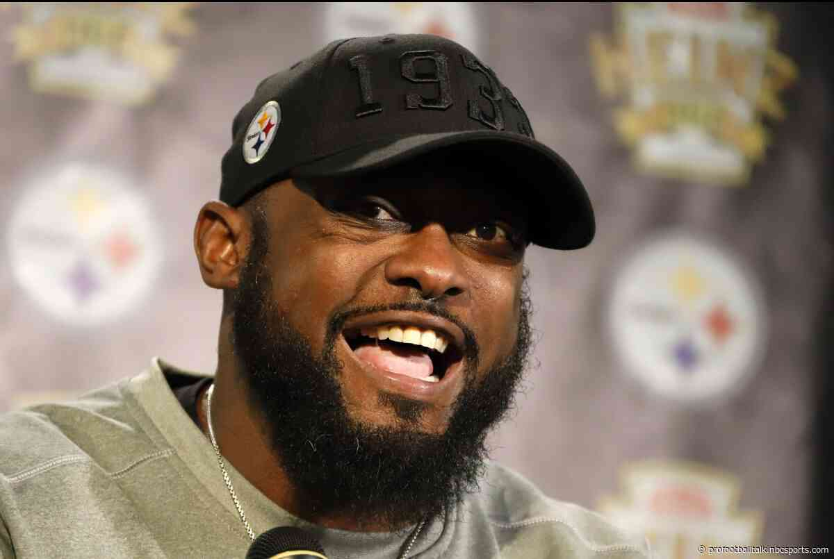 """Steelers thought it was """"stupid"""" of Freddie Kitchens to wear T-shirt"""