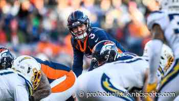 Broncos beat Chargers in Drew Lock's debut