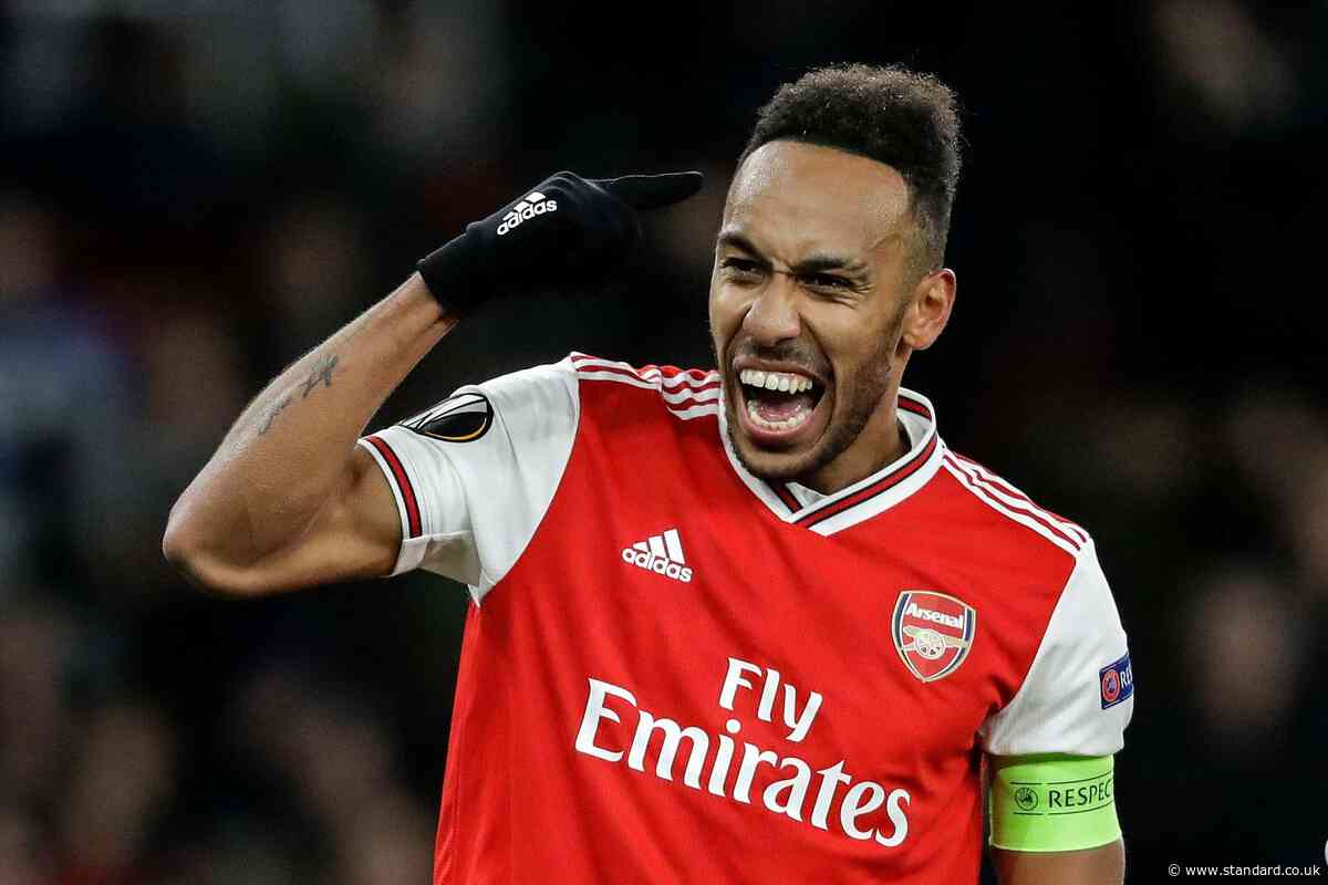 Transfer news and rumours LIVE: Arsenal's Aubameyang fear, Liverpool linked with teenage Lyon star
