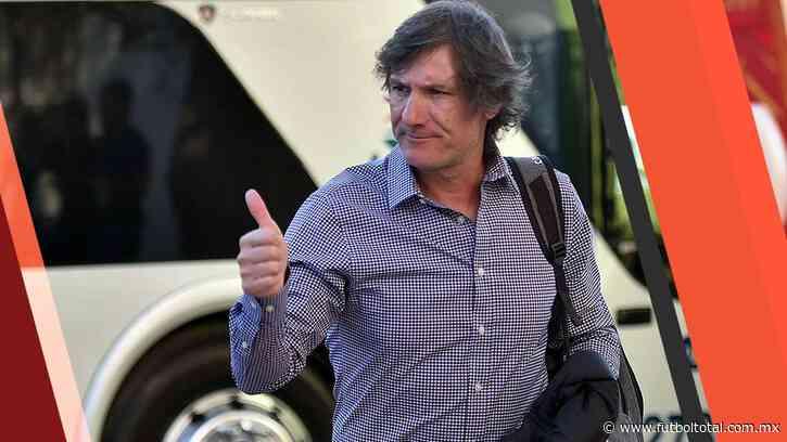 Juárez FC mantendrá a Gabriel Caballero en el banquillo