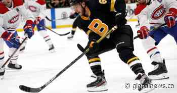 Bruins win 7th straight, rally to beat Canadiens 3-1