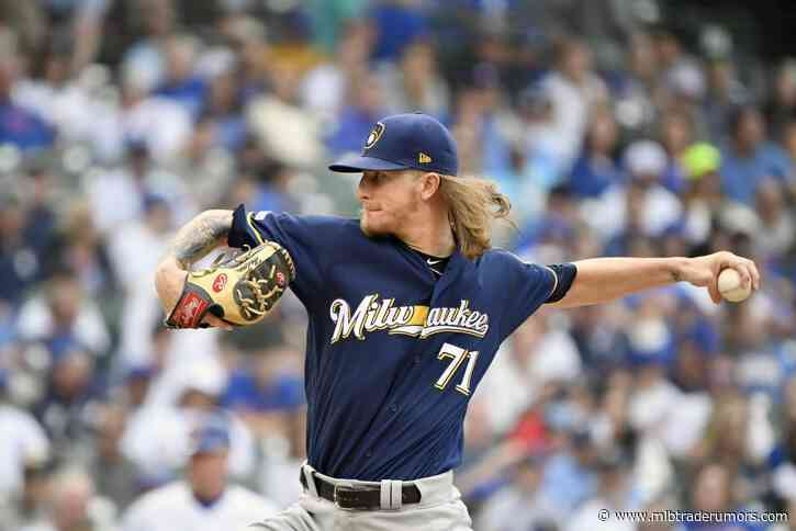 Brewers Willing To Listen On Josh Hader Trade