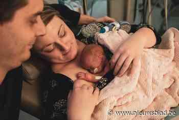 Vzw Kleine Held zorgt voor unieke foto's: prematuurtjes gaan op de gevoelige plaat