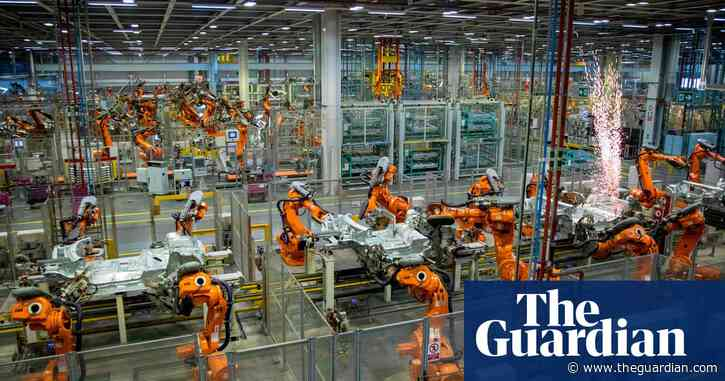 Brexit voters more likely to live in areas at risk from rise of robots