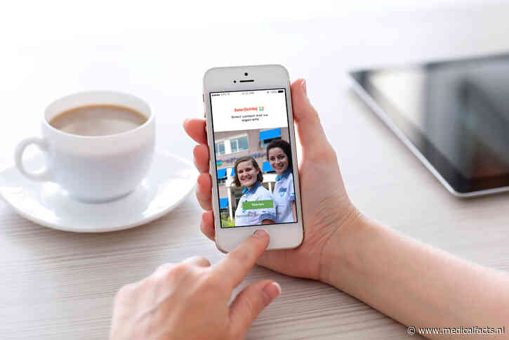Alle patiënten van Wilhelmina Ziekenhuis Assen sneller in contact met arts door app BeterDichtbij