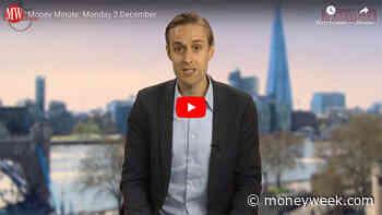Money Minute, Monday 2 December: the week ahead