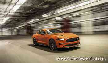 How is Ford preparing the 2020 Mustang for the Indian market?