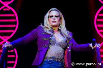 Even wennen: popster Anastacia als actrice in We Will Rock You