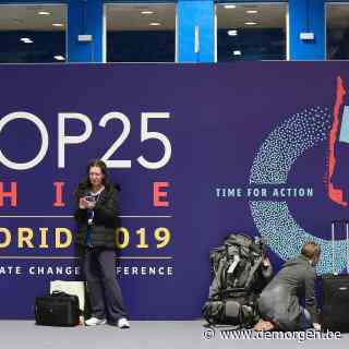Klimaattop Madrid in het teken van oceanen