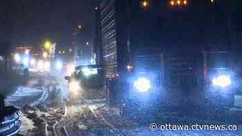 UPDATE: Highway 401 reopened after deadly pileup in Kingston