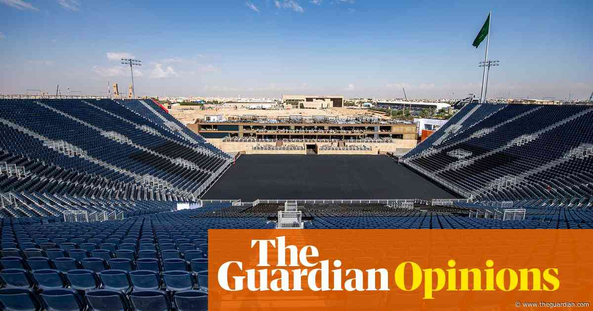 Too many heads remain in the sand when it comes to hosting of sport | Sean Ingle