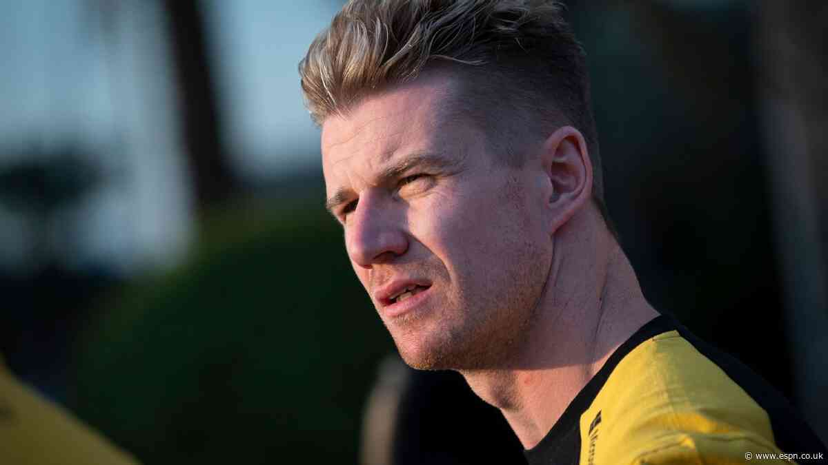 Hulkenberg voted 'Driver of the Day' at final race