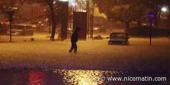 Une nuit d'apocalypse... Voici les photos impressionnantes des inondations à Mandelieu