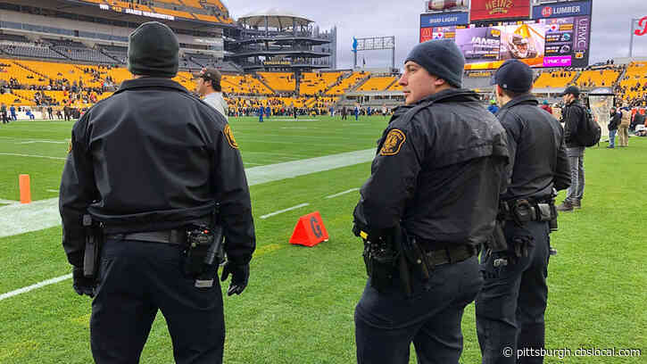 Fan Arrested For Allegedly Assaulting Deputy Sheriff During Steelers-Browns Game