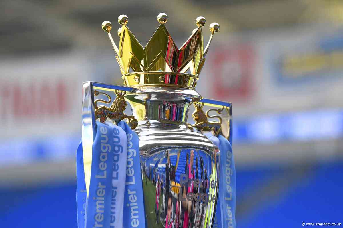 Premier League table: 2019-20 EPL standings, fixtures, results, live scores, games on TV - gameweek 15