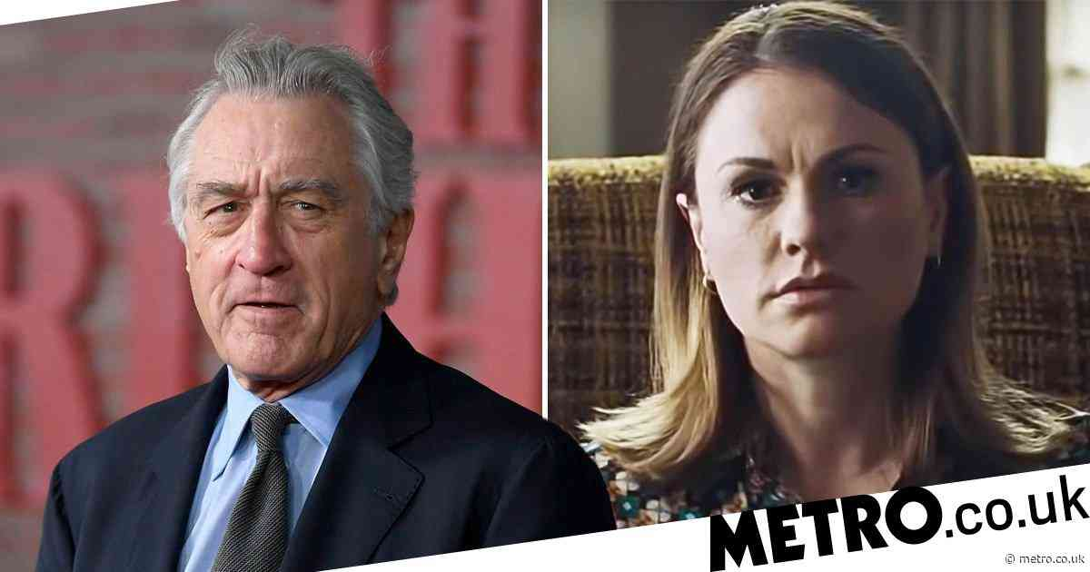 Robert De Niro defends Anna Paquin's 'mostly silent' role in The Irishman after social media backlash