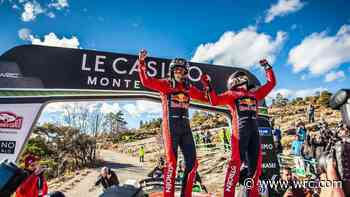 French duo win Wolf Power Stage Award