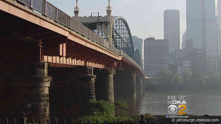 Smithfield Street Bridge Reopens After Being Hit By Barge