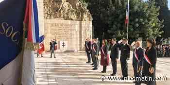 Nice rend hommage aux treize soldats de la force Barkhane tués au Mali