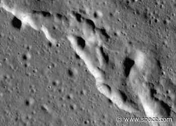 Old NASA Moon Orbiter Finds New Life for Artemis Lunar Landing Project
