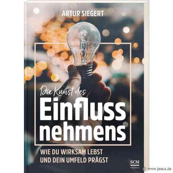 """Artur Siegert: """"Die Kunst des Einflussnehmens"""""""