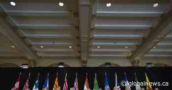 Canada's premiers to meet in Ontario, try to find consensus on number of issues