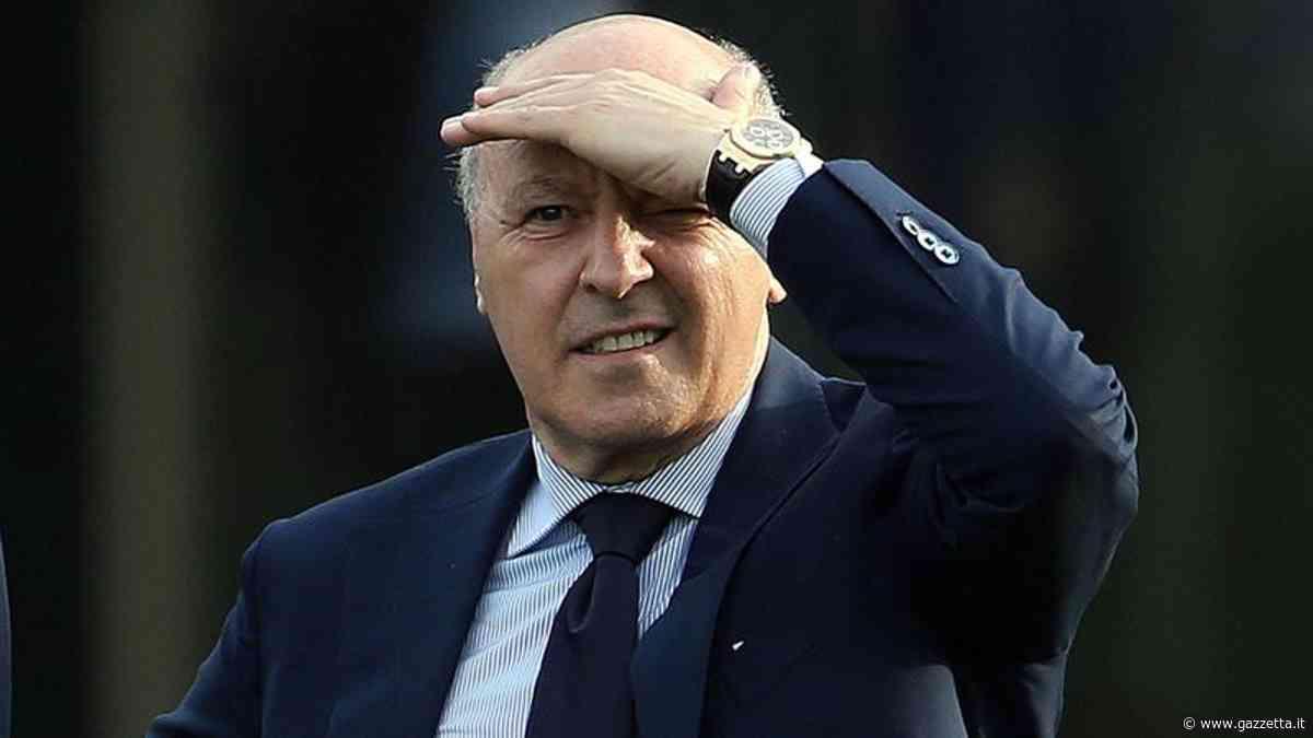 """Inter, rinnovo Lautaro? Marotta: """"Per ora non c'è bisogno"""""""