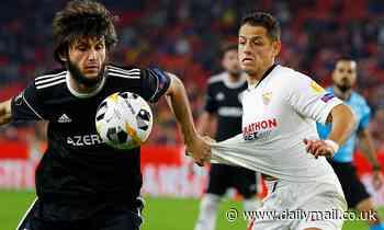 Sevilla striker Javier Hernandez hints at move to America in the future