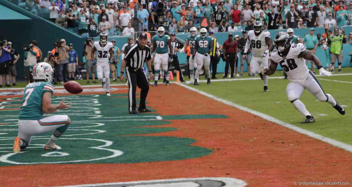 Eagles say they prepared for special teams trick plays all week