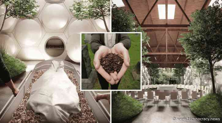 World's First Human Composting Facility Coming To Seattle In 2021