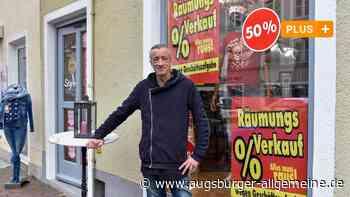 Style schließt: Landsberg verliert ein Kultgeschäft