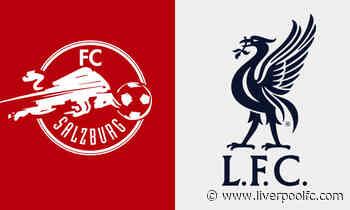 Salzburg v Liverpool: Ticket update