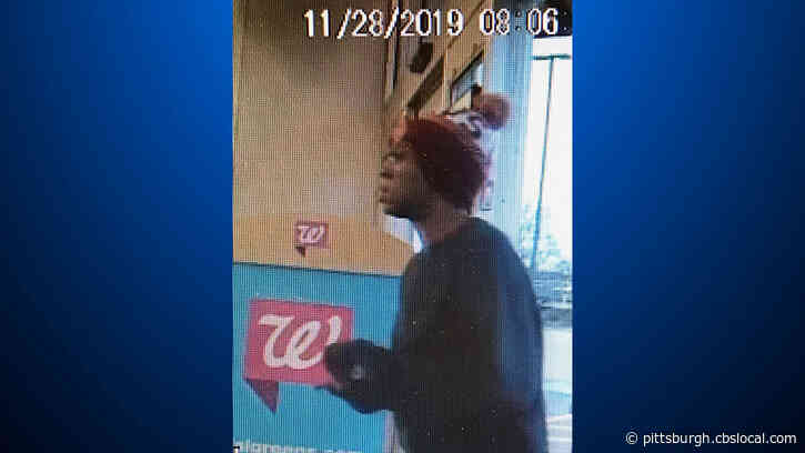 Washington Police Looking To Identify Suspect Accused Of Using Credit Cards Stolen From Elderly Couple