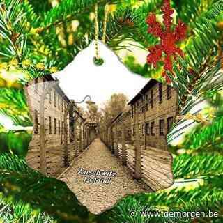 Amazon stopt verkoop van kerstdecoratie in Auschwitz-thema