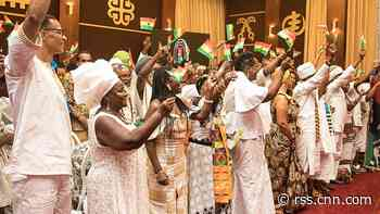 Ghana makes 126 foreign nationals citizens