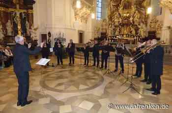 Brillante Musik in der Basilika von Gößweinstein