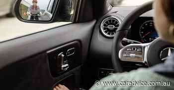 2020 Mercedes-Benz GLA interior teased