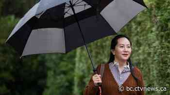 'Your warmth is a beacon': Huawei releases Meng Wanzhou letter on arrest anniversary