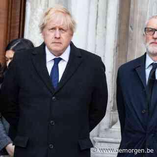 Johnson onder vuur na aanslag Londen: 'Gebruik dood van mijn zoon niet voor uw verachtelijke propaganda'