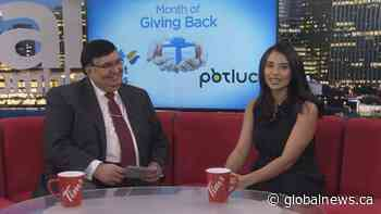 Month of Giving Back: Potluck Cafe Society