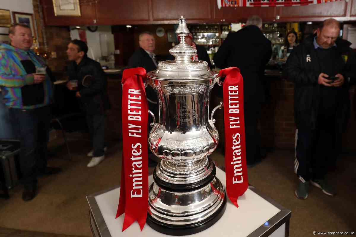 FA Cup draw live stream: Watch as the 3rd round fixtures are drawn tonight