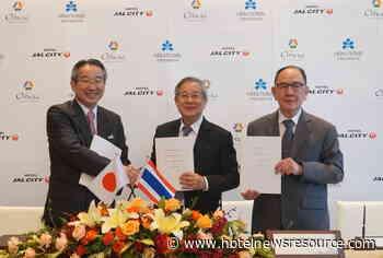 Rebranded Hotel JAL City Bangkok to Open 2nd Quarter of 2020
